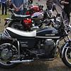 Moto Guzzi 850-T3 California in Black and White