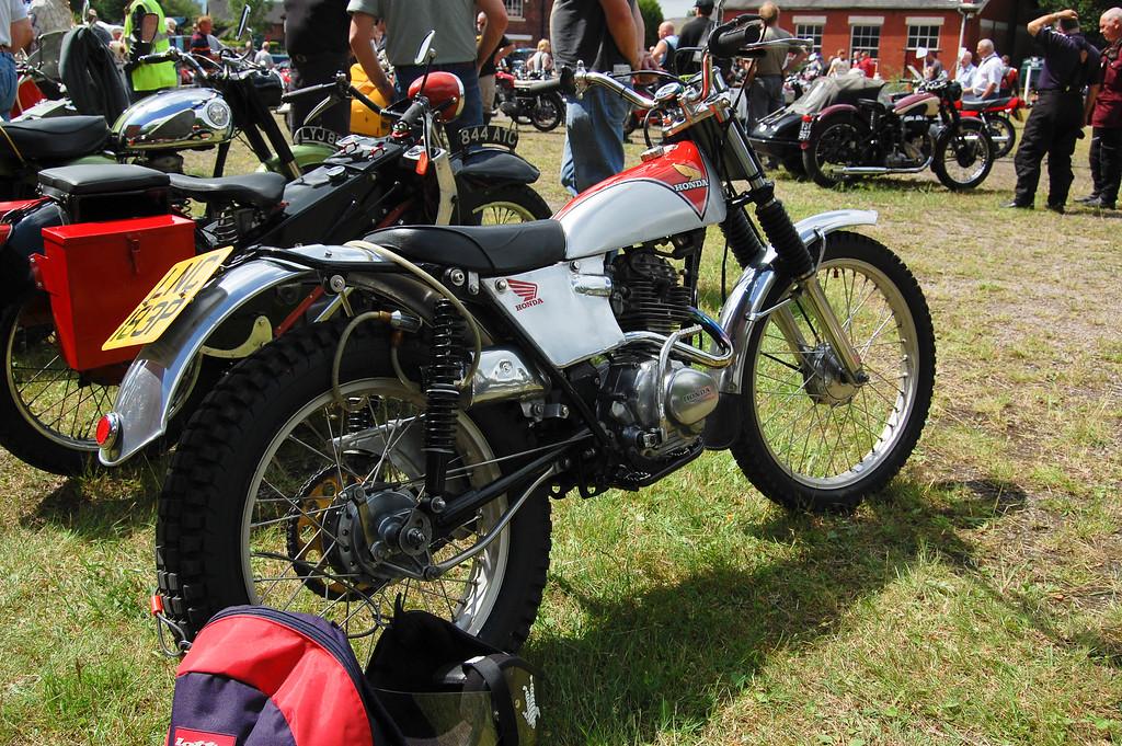 Honda Trials 1976