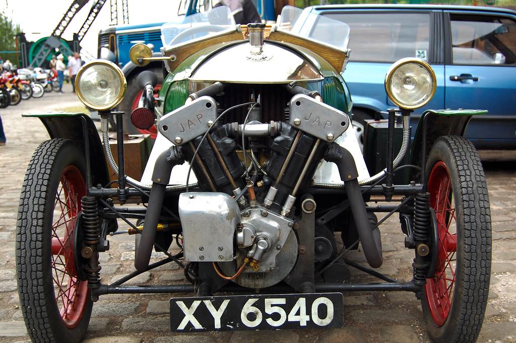 JAP Engine Morgan