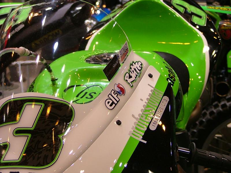 Michael Rutter Kawasaki BSB 2007