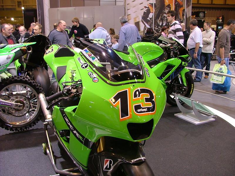 Anthony West Kawaski ZX-RR Motogp 2007
