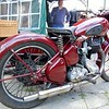 BSA Sidecar Combination