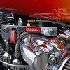 Nitrous Harley Davidson<br /> Engine Detail