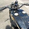 Raleigh Motorcycle Tank Handlebars
