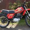 Honda XL500S 1981