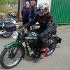 BSA with Rider