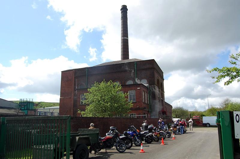 Ellendroad Mill Bike VMCC Show