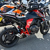 Honda CB1000R 2016 Red and black