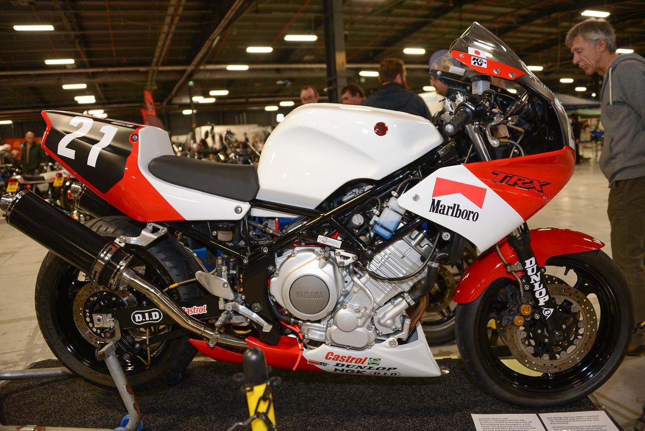 TRX 850 Yamaha