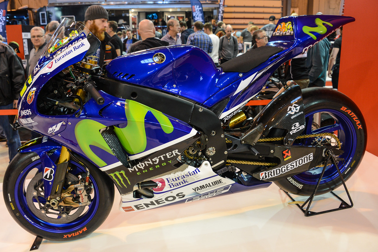 Valentino Rossi VR46 Yamaha M1