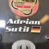 Adrian Sutil Pit bike