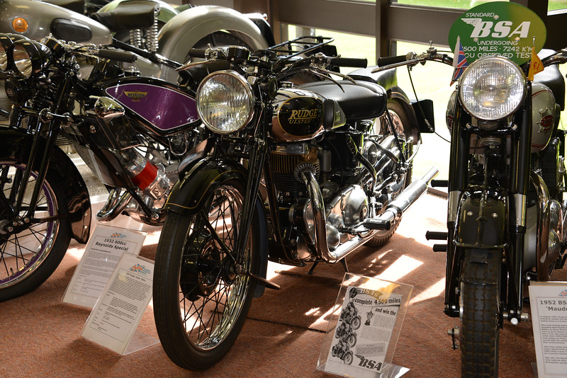 1932 Rudge Ulster