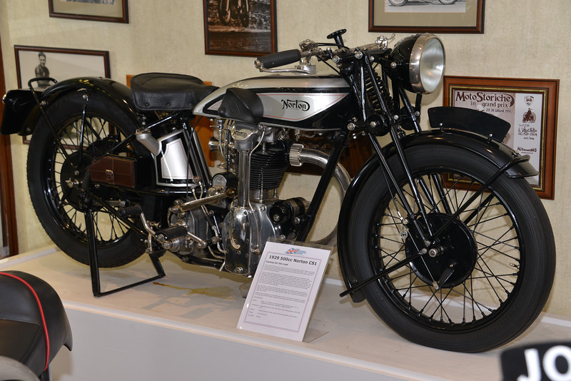 1929 Norton CS1