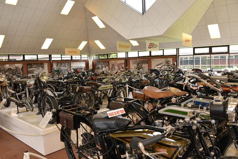 Motorcycle Museum Birmingham