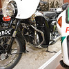 BSA Police Bike