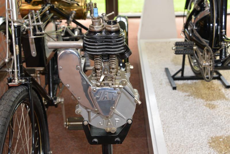 JAP Single Engine