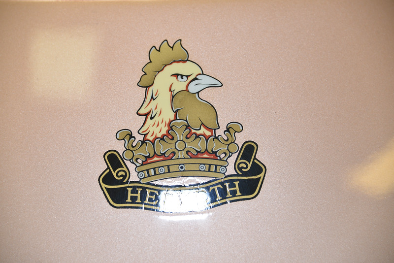 hesketh Motorcycle Emblem