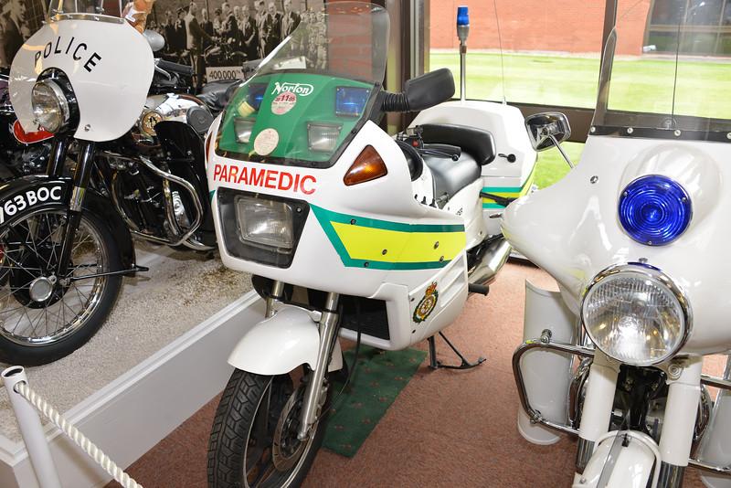 Norton Rotary Paramedic