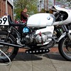 BMW Race Bike