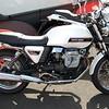 Moto Guzzi v7 Classic White
