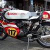 1967 Suzuki T500 Racer