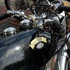 Egli Vincent Tank and Handlebars