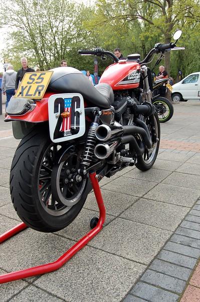 Harley XR1200R Racer