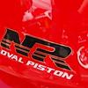 Honda NR750 Oval Piston Decal