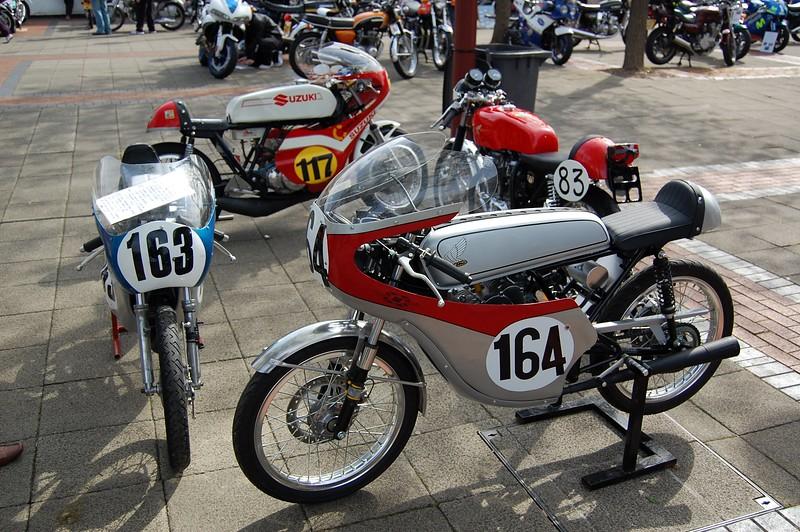 Honda Racers