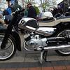 Suzuki Colleda Seltwin 124cc 1959