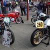 Classic Race Bikes Group Shot