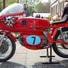 Aermacchi Ala D'oro 402cc Race bike 1969