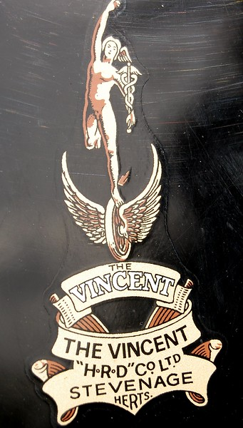 Vincent Badge