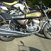 Kawasaki 750 two stroke. H2.