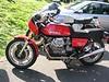 Moto Guzzi 850 Le Mans - Quarry Bends car park, MGP 2005