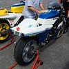 Ex Barry Sheene and Mick grant Suzuki RG500
