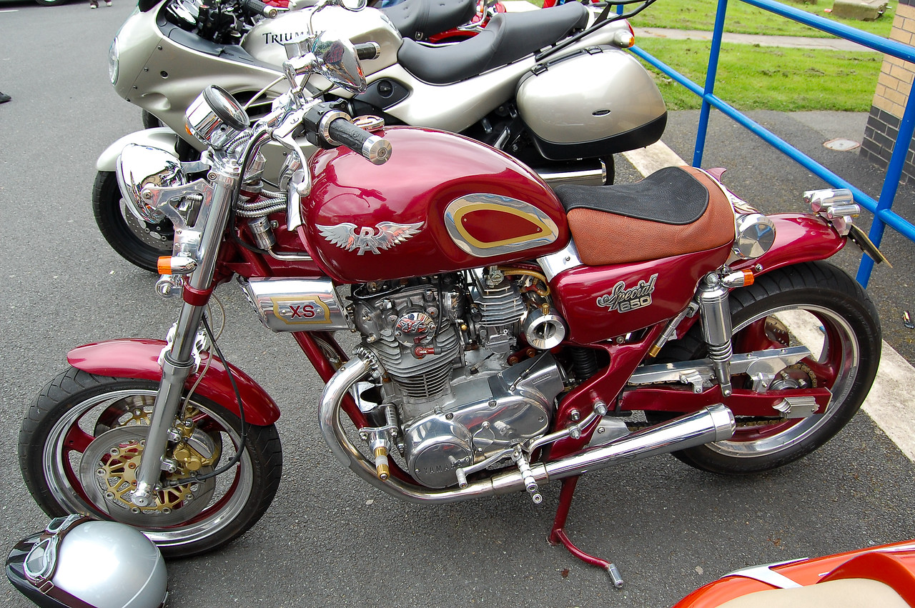 Yamaha XS650 Special