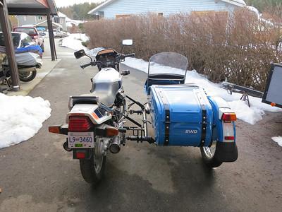 Sidecar build