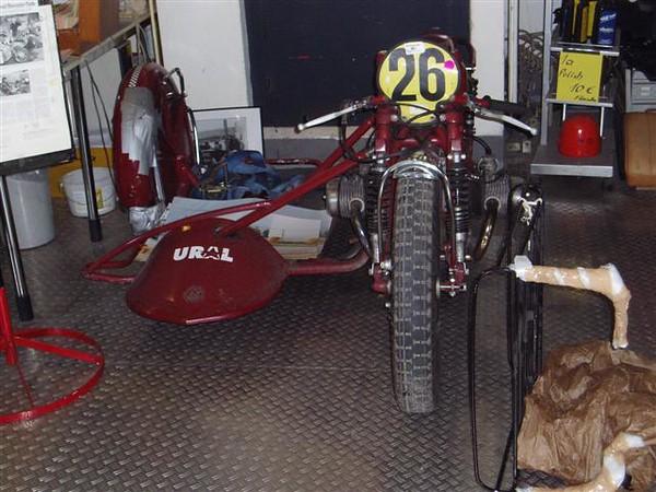 Ural racespan 1 (Small)