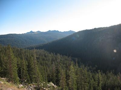Sierra Passes Ride 2009-Day 2