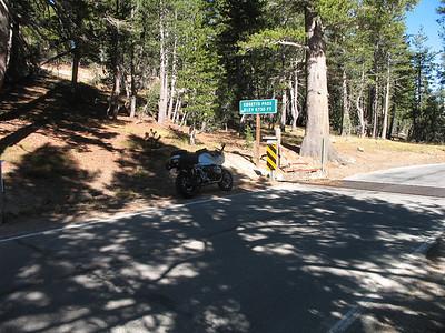 Sierras Fall 2011