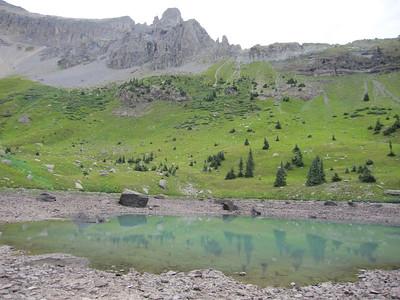 Silver Basin, Ouray CO - 9/3/2011