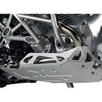 Skid plates for the R1200GS W