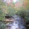 Creek off Bald River Rd.