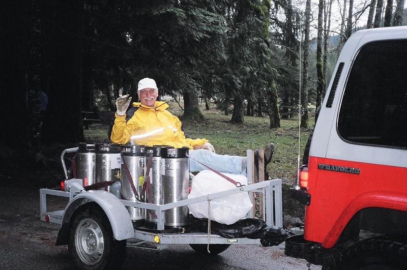 Most honored Beermeister - Herb Gaurdreau