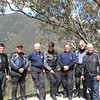 Snowy Mountains NSW. L-R: Marty, John, Fred, Bill, Phil, Willam, Nev