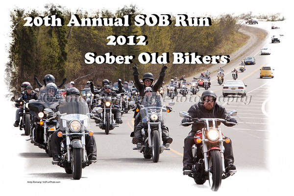 Sober Old Bikers 2012