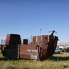 Labarge, Wyoming pirate ship