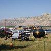 Labarge, Wyoming flying car