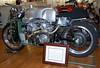 The V-8 Moto Guzzi.  Wow again.